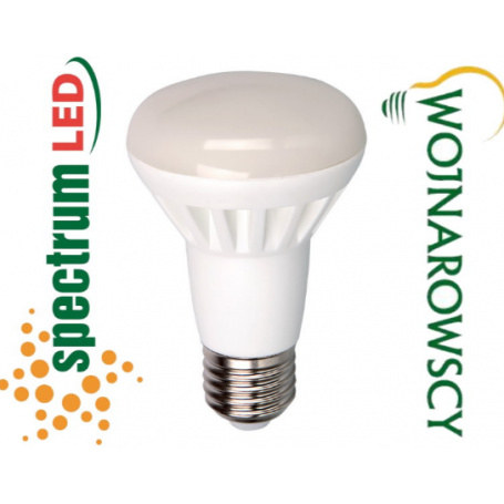 SPECTRUM LED žárovka, 8W, E27 Spectrum LED WOJ12874